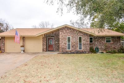 Stephenville Single Family Home For Sale: 929 Mockingbird Street