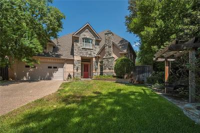 Dallas Single Family Home For Sale: 4039 Wembley Terrace