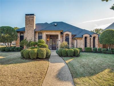 Plano Single Family Home For Sale: 1700 Peek Drive