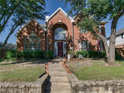 Frisco Residential Lease For Lease: 8316 Pinnacle Drive