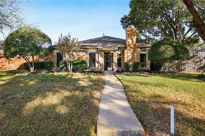 Coppell Single Family Home For Sale: 424 Plantation Drive