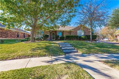 Mesquite Single Family Home For Sale: 2301 Elkridge Drive