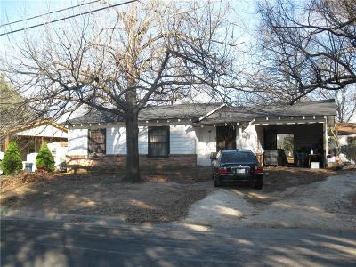Corsicana Single Family Home For Sale: 2905 Navarro Drive