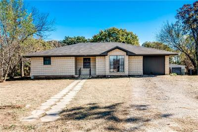 Fort Worth Single Family Home For Sale: 6104 Big Wood Court