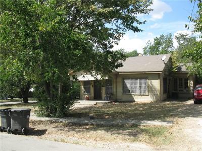 Corsicana Single Family Home For Sale: 1720 W Park Avenue