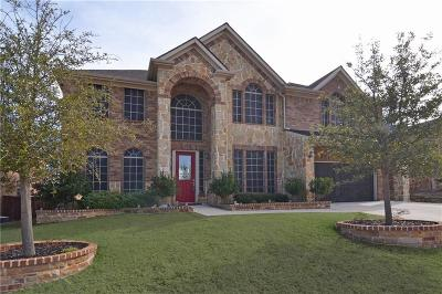 Mckinney Single Family Home For Sale: 512 Parkhaven Drive