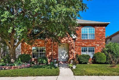 Allen Single Family Home For Sale: 701 Squire Court