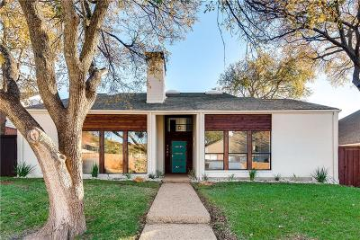 Dallas Single Family Home For Sale: 7342 Highland Glen Trail
