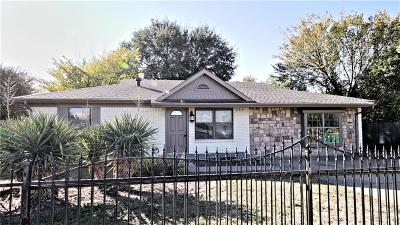 Lewisville Single Family Home For Sale: 536 Rolling Ridge Drive