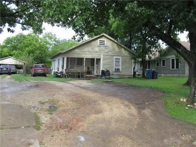 Corsicana Single Family Home For Sale: 2012 N Beaton Street