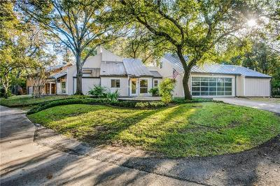 Dallas, Fort Worth Single Family Home For Sale: 7014 Fisher Road