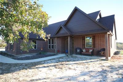 Weatherford Single Family Home For Sale: 376 Bishop Drive
