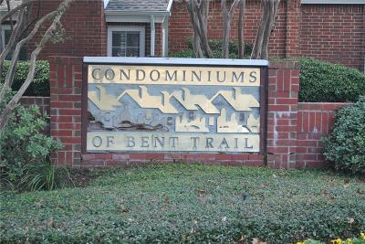 Dallas Townhouse For Sale: 6220 Bentwood Trail #905