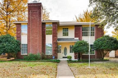 The Colony Single Family Home For Sale: 4109 Fryer Street