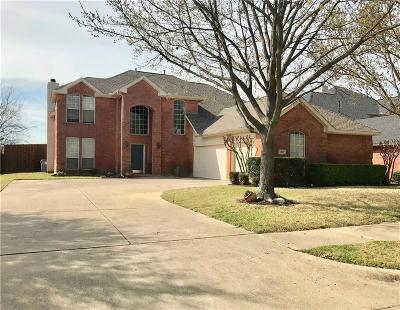Allen  Residential Lease For Lease: 1307 Lighthouse Lane