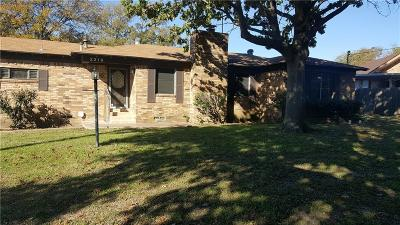 Rowlett Residential Lease For Lease: 2219 Dalrock Road