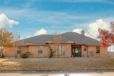 Weatherford Single Family Home For Sale: 417 W Park Avenue