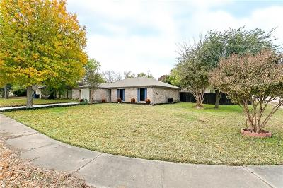 Sachse Single Family Home For Sale: 4520 Bryan Circle