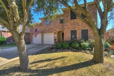 Forney Single Family Home For Sale: 513 Appaloosa Drive