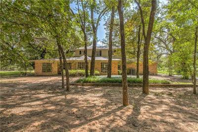 Parker County, Tarrant County, Hood County, Wise County Single Family Home For Sale: 9506 Bellechase Road