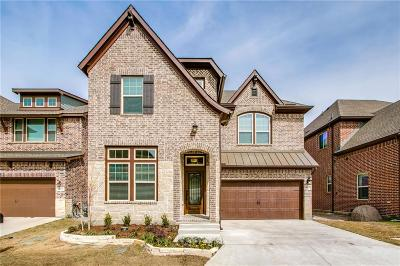 Richardson Single Family Home For Sale: 5433 Hennessey Road