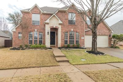McKinney Single Family Home For Sale: 5221 Hawks Nest