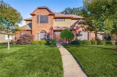 Mesquite Single Family Home Active Option Contract: 2405 Autumndale Drive