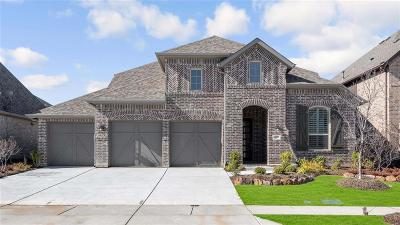 Collin County Single Family Home For Sale: 4127 Revard