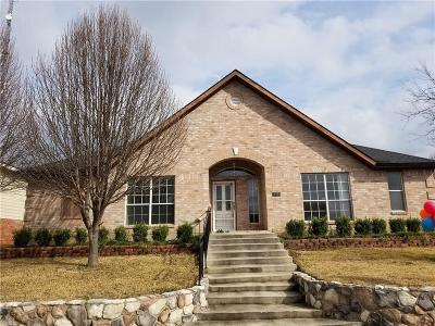 Garland Single Family Home For Sale: 5918 Sasaki #Way