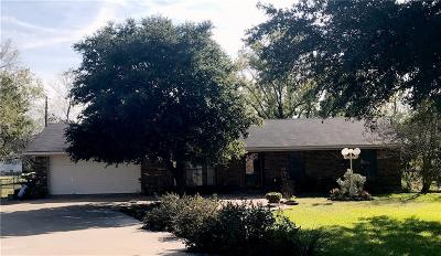Wills Point Single Family Home Active Option Contract: 919 Henderson Street