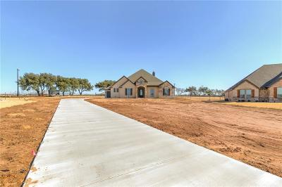 Weatherford Single Family Home For Sale: 428 Spring Valley Road