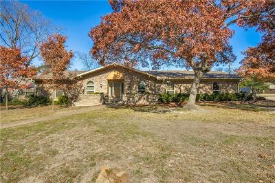 Duncanville TX Single Family Home Active Option Contract: $195,000