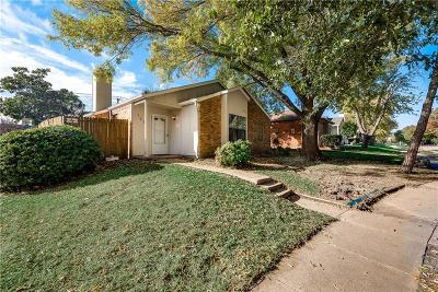 Mesquite Single Family Home For Sale: 102 Wilderness Trail