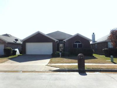 Fort Worth Single Family Home For Sale: 1228 Sierra Blanca Drive