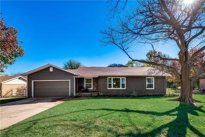 Tarrant County Single Family Home For Sale: 7144 Glen Hills Road