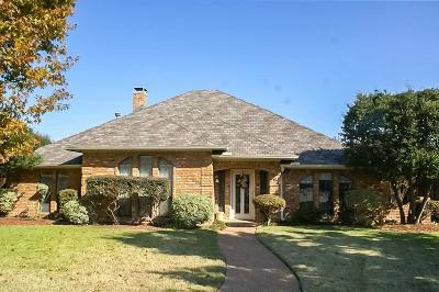 Plano Single Family Home For Sale: 2525 Piedra Court