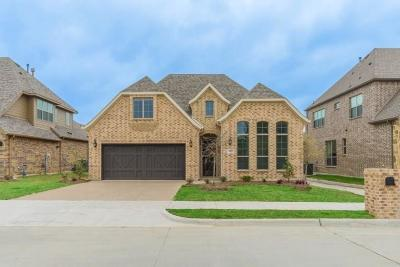 Rockwall Single Family Home For Sale: 1627 Trowbridge Circle