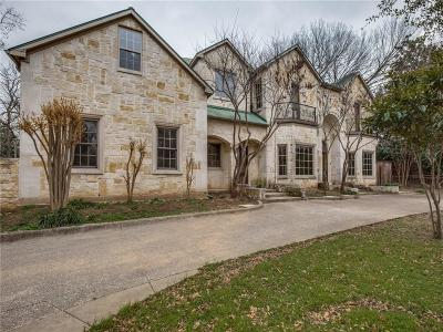 Dallas, Fort Worth Single Family Home For Sale: 10322 Betty Jane Lane
