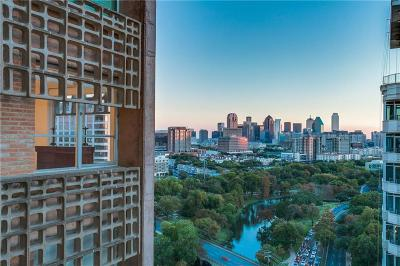 Dallas Condo For Sale: 3525 Turtle Creek Boulevard #17B
