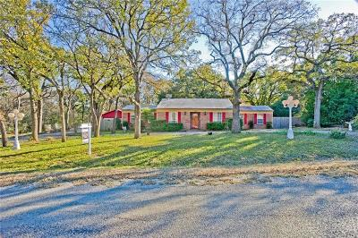 Joshua Single Family Home For Sale: 1004 Lakeview Drive