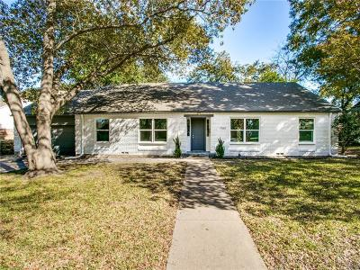 Dallas Single Family Home For Sale: 1160 Bally Mote Drive