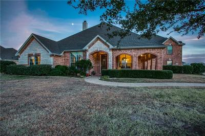 Royse City Single Family Home Active Option Contract: 1042 Oak Creek Circle