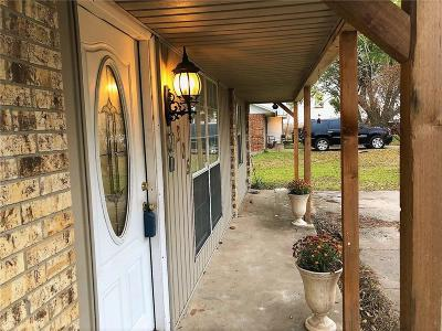 Waxahachie TX Single Family Home For Sale: $150,000