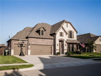 Single Family Home For Sale: 4613 Liberty Hill Trail