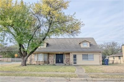Garland Single Family Home For Sale: 103 N Bernice Drive