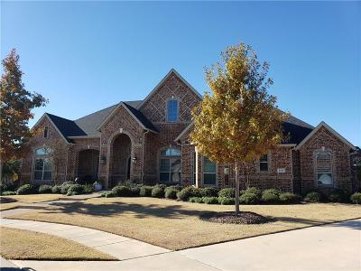 Prosper Single Family Home For Sale: 2490 Misty Meadow Drive