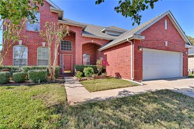 Mansfield Single Family Home For Sale: 309 Londonderry Lane