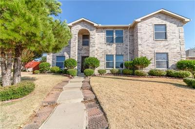Rockwall Single Family Home For Sale: 1769 Cliffbrook Drive