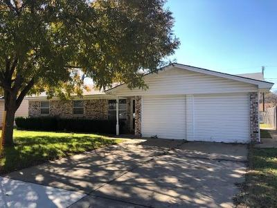 Burleson Single Family Home For Sale: 245 Jayellen Avenue NW
