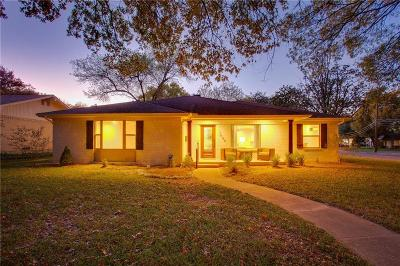 Single Family Home For Sale: 7055 Winchester Street